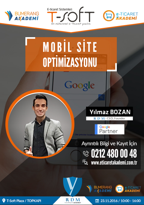 Mobil Site Optimizasyonu Eğitimi